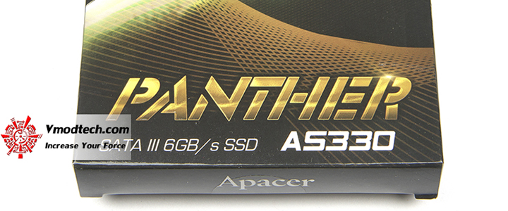 main APACER PANTHER SSD AS330 240GB Review