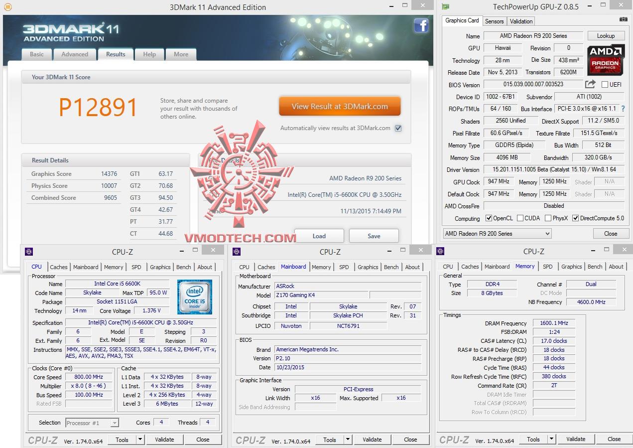 11 ASRock Fatal1ty Z170 Gaming K4