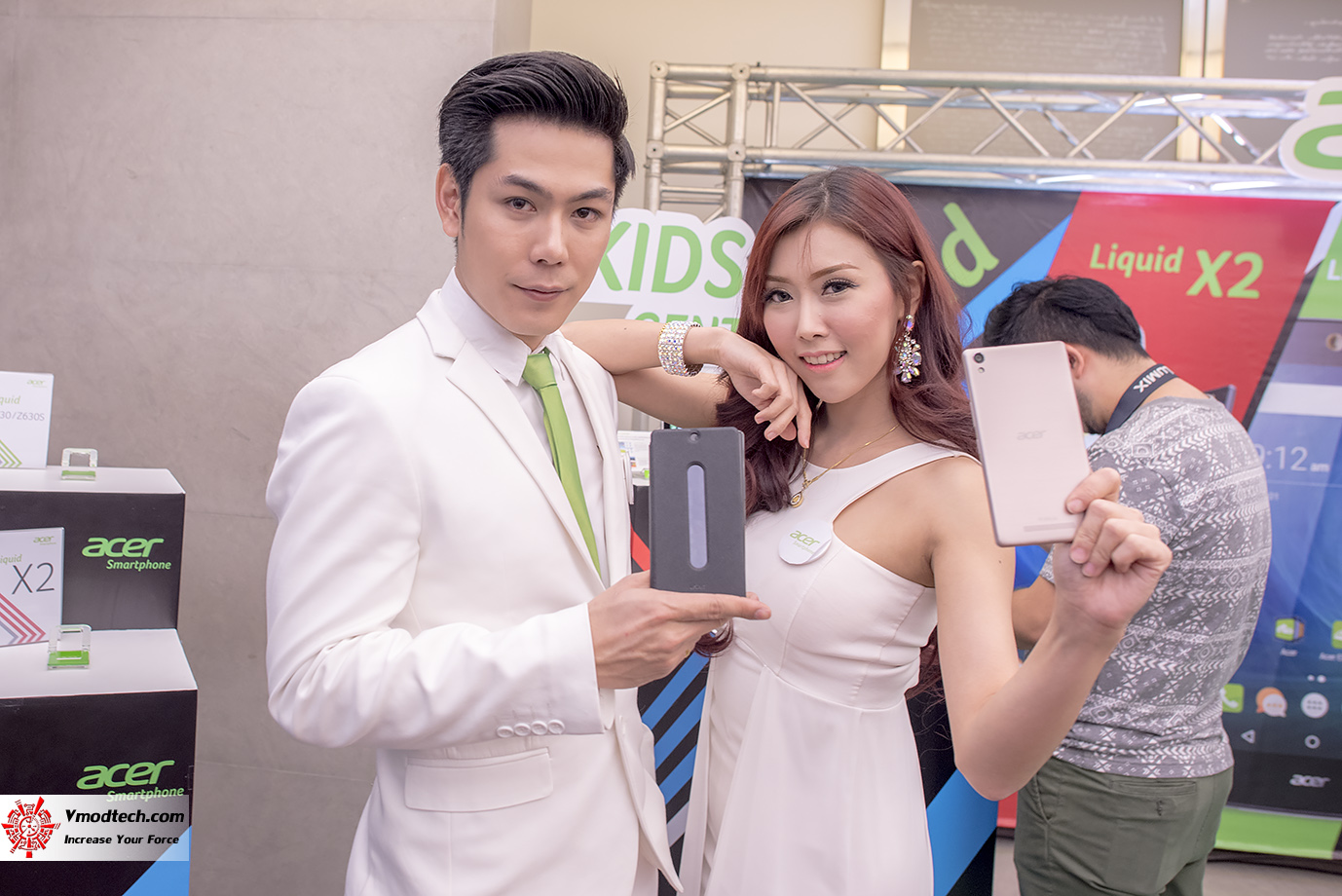 dsc 2639 ภาพบรรยากาศงานเปิดตัว เปิดตัว Acer Liquid X2 สมาร์ทโฟนเรือธง 3 ซิม แบต 4,000mAh