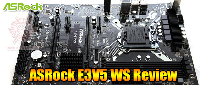 asrock e3v5 ws review ASRock E3V5 WS Review