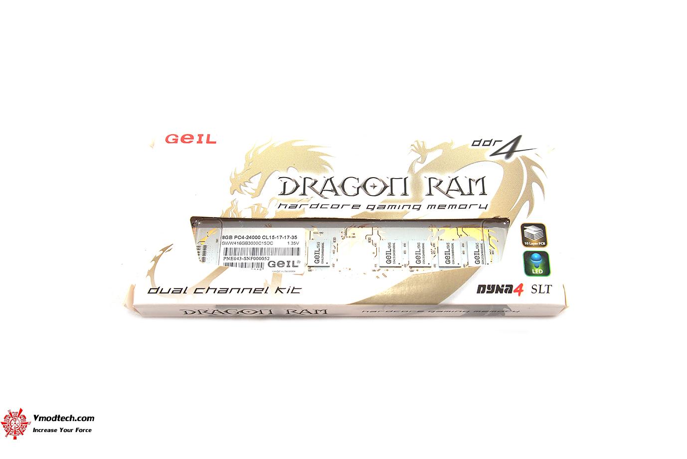 dsc 3598 GEIL DDR4 Dragon RAM 3000Mhz 16GB REVIEW