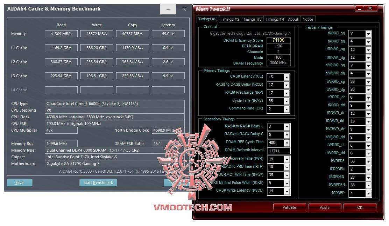 mem GEIL DDR4 Dragon RAM 3000Mhz 16GB REVIEW