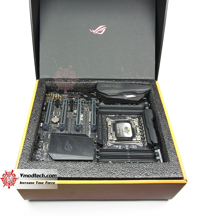 tpp 7211 ASUS ROG RAMPAGE V EDITION 10 Review