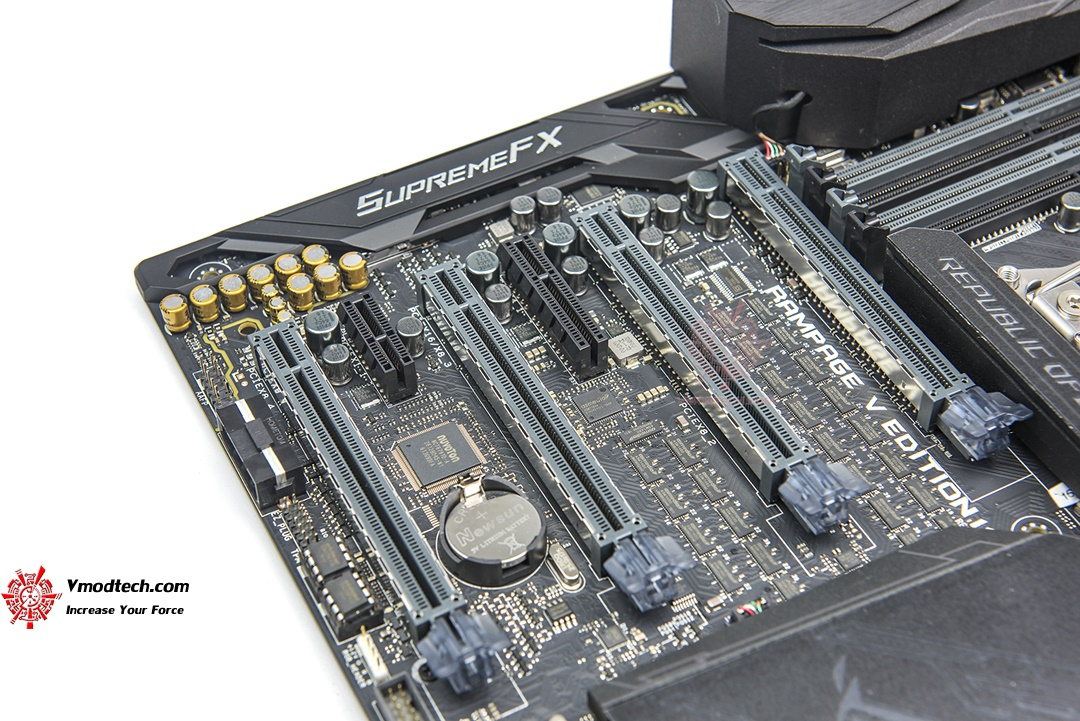 tpp 7220 ASUS ROG RAMPAGE V EDITION 10 Review