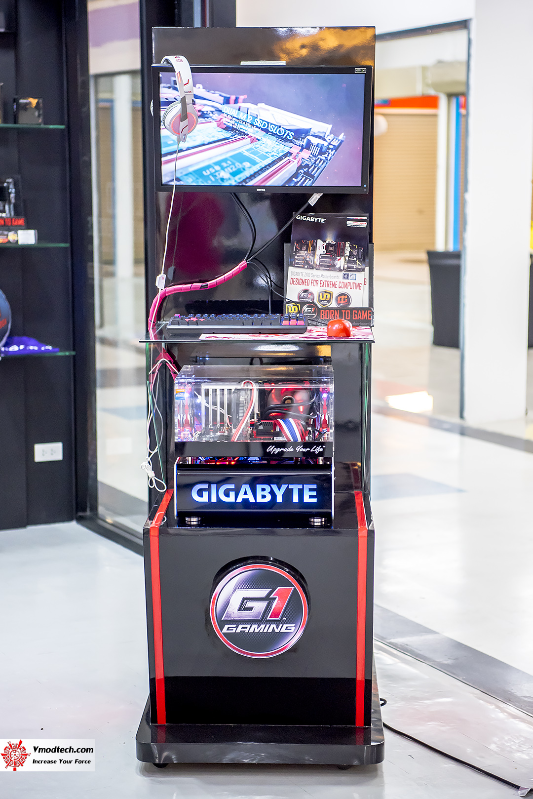 dsc 7645 ภาพบรรยากาศงานเปิดตัว GIGABYTE SHOWROOM อย่างเป็นทางการที่ชั้น 4 ห้าง PALLADIUM IT PRATUNAM