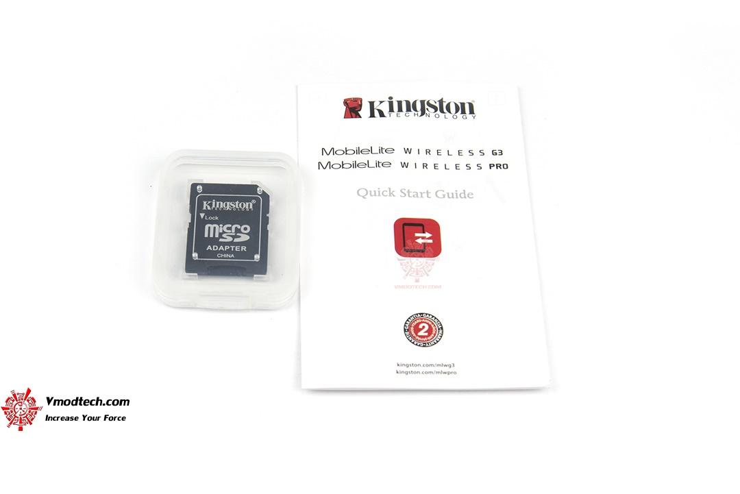 tpp 7417 KINGSTON Mobilelite Wireless G3 Review
