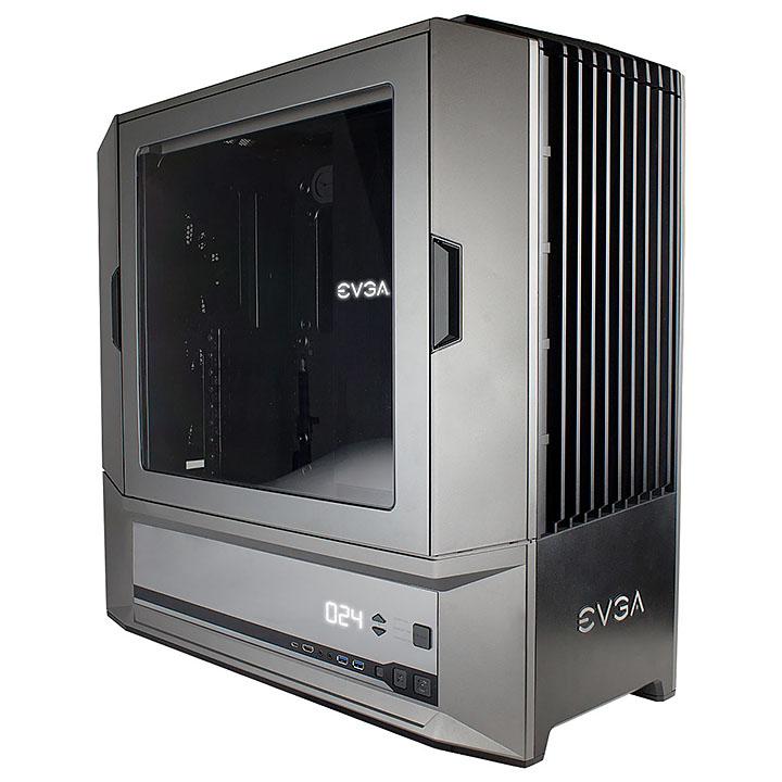 100 e1 1236 k0 xl 1 EVGA เปิดตัวเคสสุดหล่อ DG 8 GAMING CASE