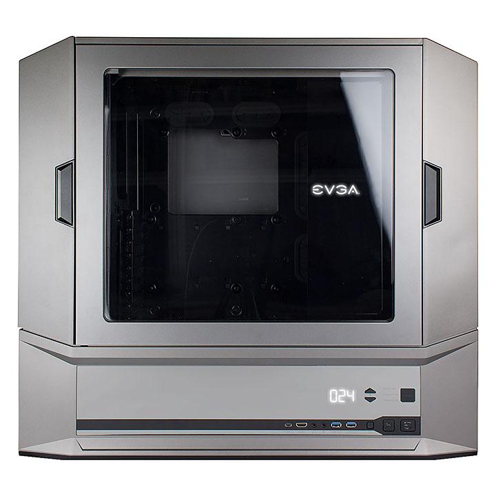 100 e1 1236 k0 xl 7 EVGA เปิดตัวเคสสุดหล่อ DG 8 GAMING CASE