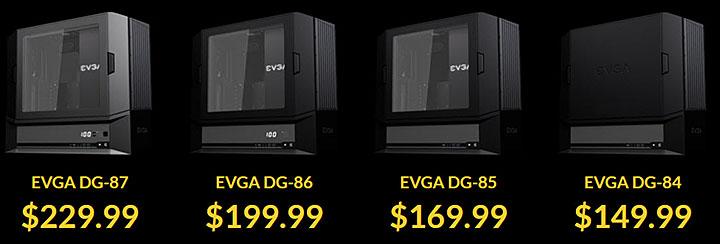 evga EVGA เปิดตัวเคสสุดหล่อ DG 8 GAMING CASE