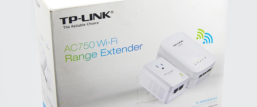 main1 TP LINK AV500 Powerline Edition WiFi AC750 Range Extender Review