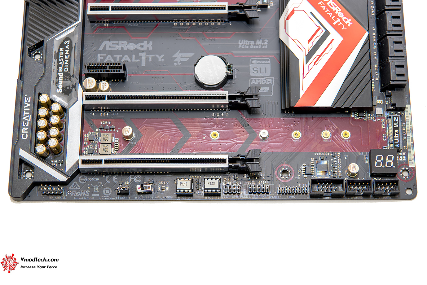 dsc 1985 ASRock Fatal1ty X99 Professional Gaming i7 Motherboard Review
