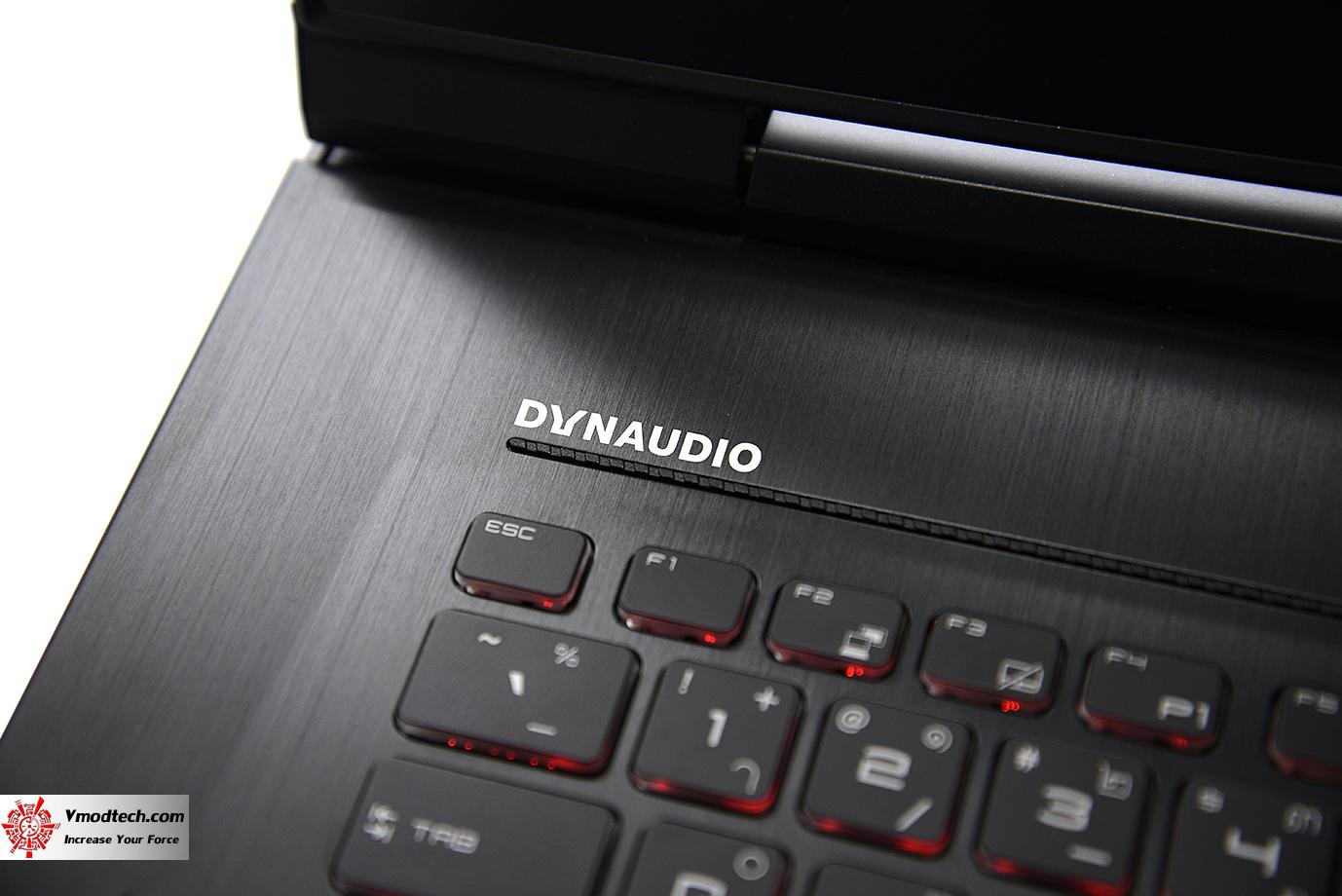 dsc 4845 MSI GT73VR 6RF Titan Pro Review