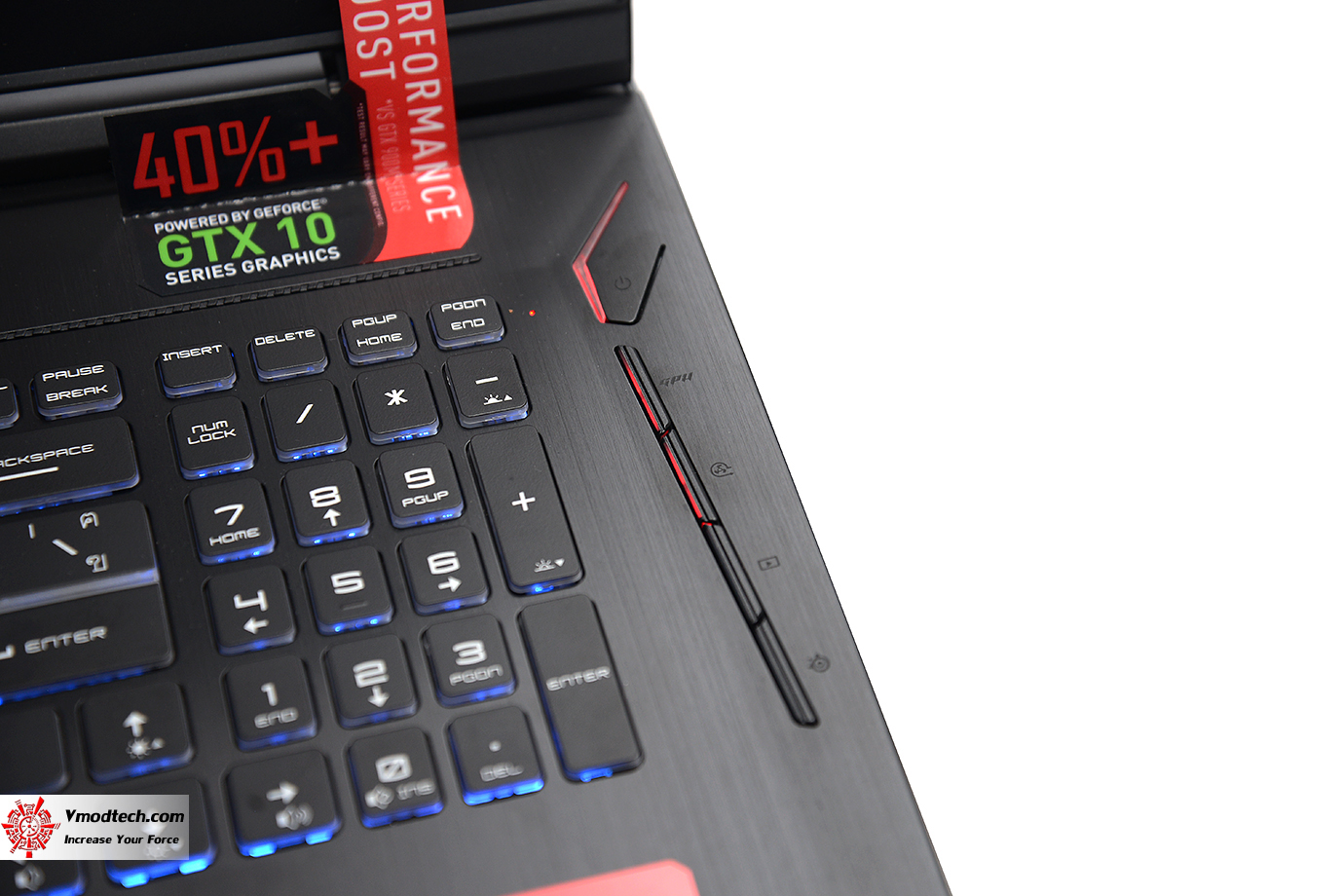 dsc 4864 MSI GT73VR 6RF Titan Pro Review