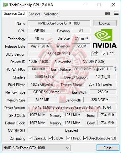 gpude MSI GT73VR 6RF Titan Pro Review