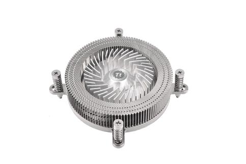 2 Thermaltake เปิดตัวฮีตซิงค์ระบายความร้อนซีพียูรุ่น Engine 27 1U Low Profile CPU Cooler รุ่นใหม่ล่าสุด