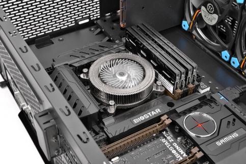 9 Thermaltake เปิดตัวฮีตซิงค์ระบายความร้อนซีพียูรุ่น Engine 27 1U Low Profile CPU Cooler รุ่นใหม่ล่าสุด