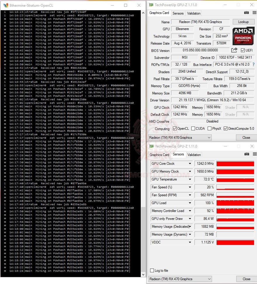 bit MSI Radeon RX 470 GAMING X 4G Review