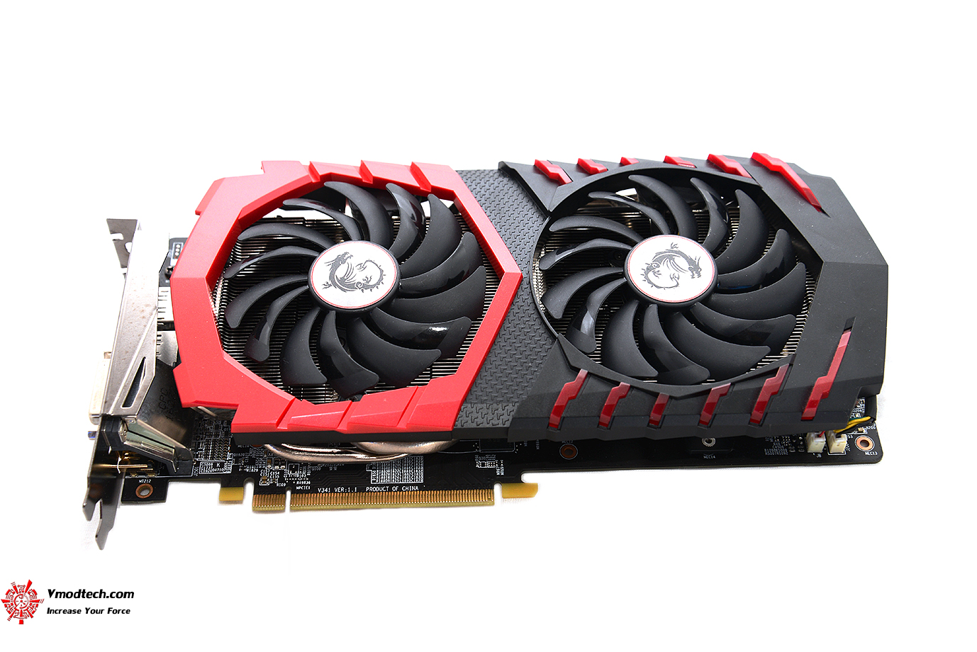 dsc 5327 MSI Radeon RX 470 GAMING X 4G Review