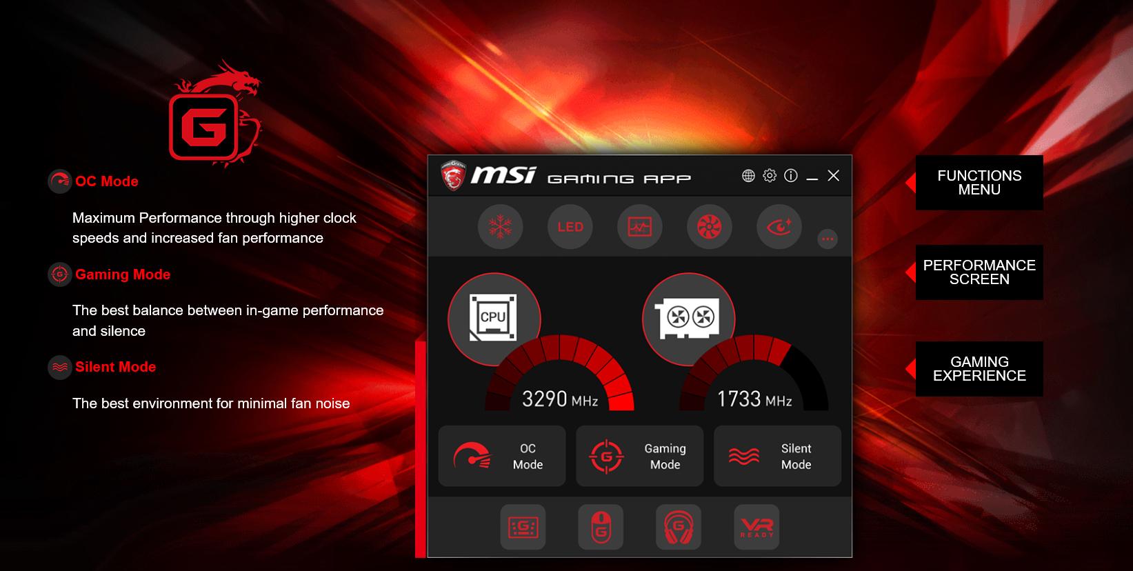 msi game app MSI Radeon RX 470 GAMING X 4G Review