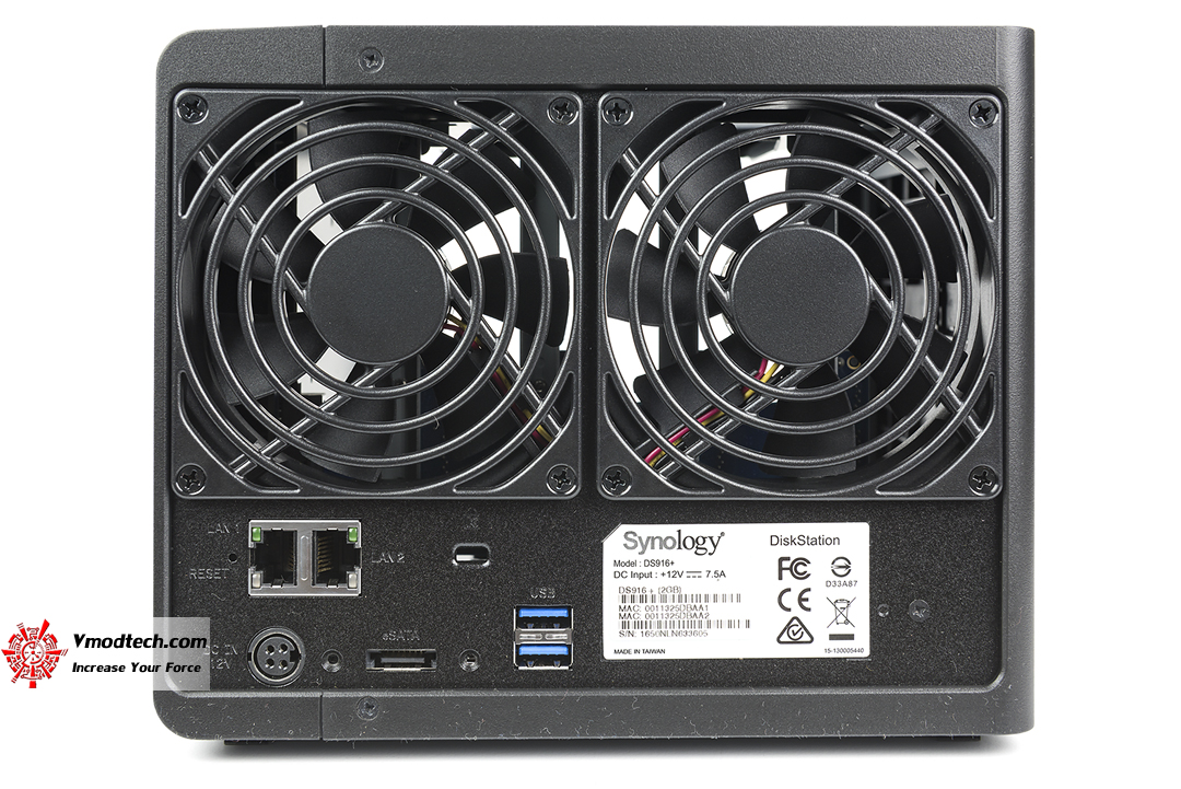 tpp 8796 Synology Diskstation DS916+ and Seagate ST8000NE0001 8TB Review
