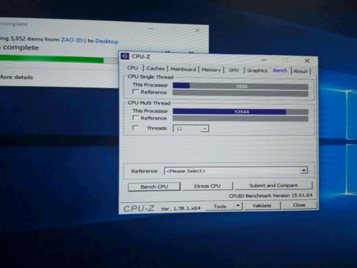 456 720x540 AMD Ryzen 5 1600X 6 core ผลทดสอบแรงกว่า Intel Core i5 7600K ถึง 50เปอร์เซ็น