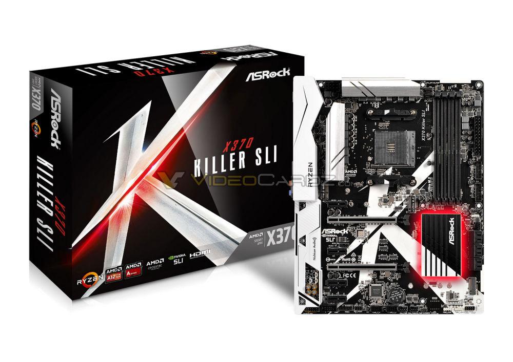 asrock x370 killer sli แอบส่องรูปเมนบอร์ด AM4 ต้อนรับการมาของ AMD RYZEN ของแบรนด์ MSI และ ASRock X370 & B350 Motherboards กันครับ