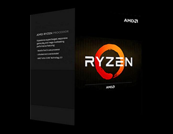 ryzen box ราคาหลุดทุกรุ่น AMD RYZEN ที่พร้อมวางจำหน่ายในไทยรุ่นท๊อปสุด RYZEN 7 1800X อยู่ที่ 18790บาท