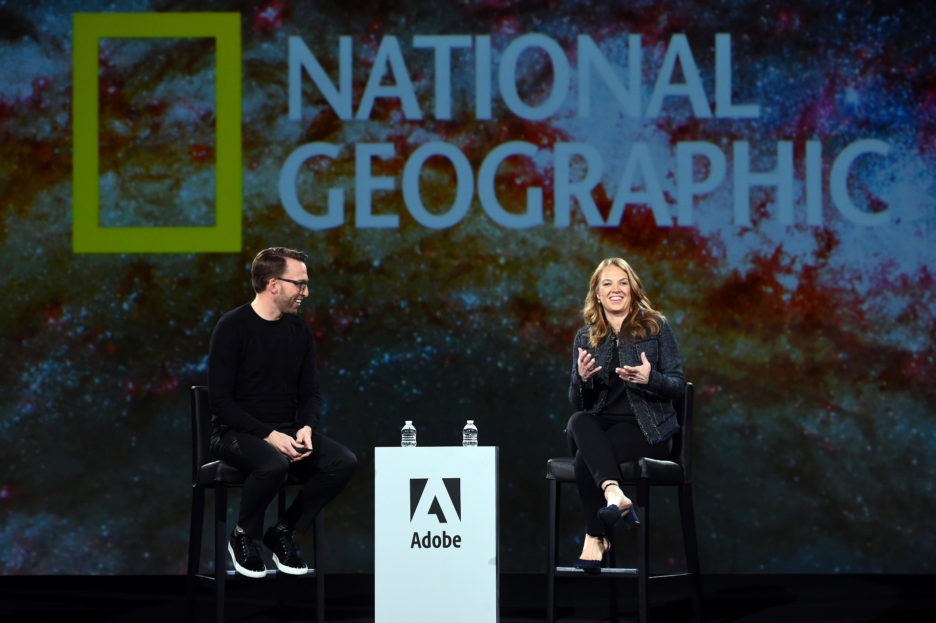 20170321 adobe summit day 1  0314 อะโดบีปฏิวัติการสร้างสรรค์ประสบการณ์ลูกค้าที่งาน Adobe Summit 2017