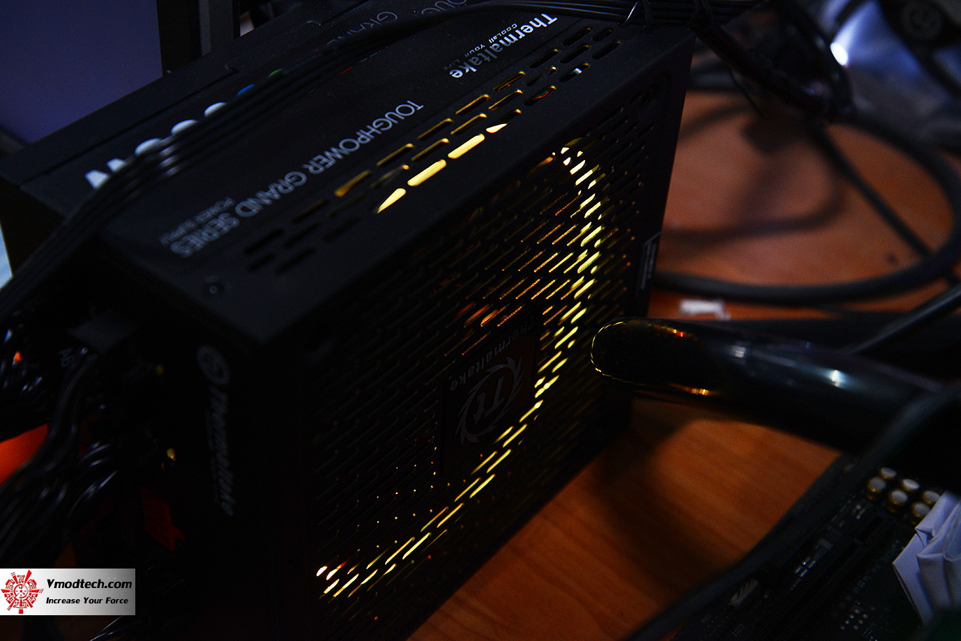 dsc 6163 Thermaltake Toughpower DPS G RGB 650W Gold Review