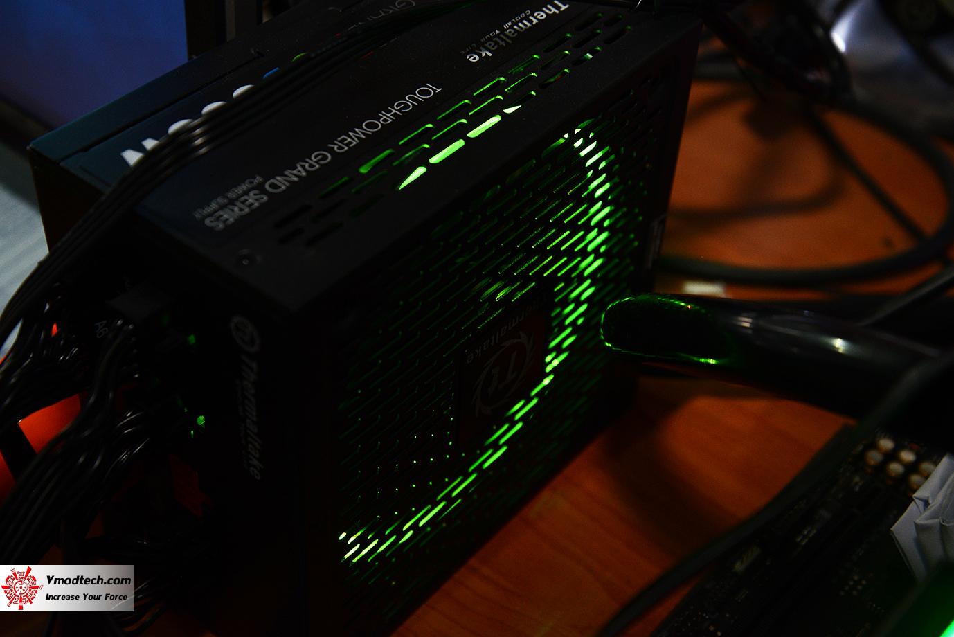 dsc 6166 Thermaltake Toughpower DPS G RGB 650W Gold Review