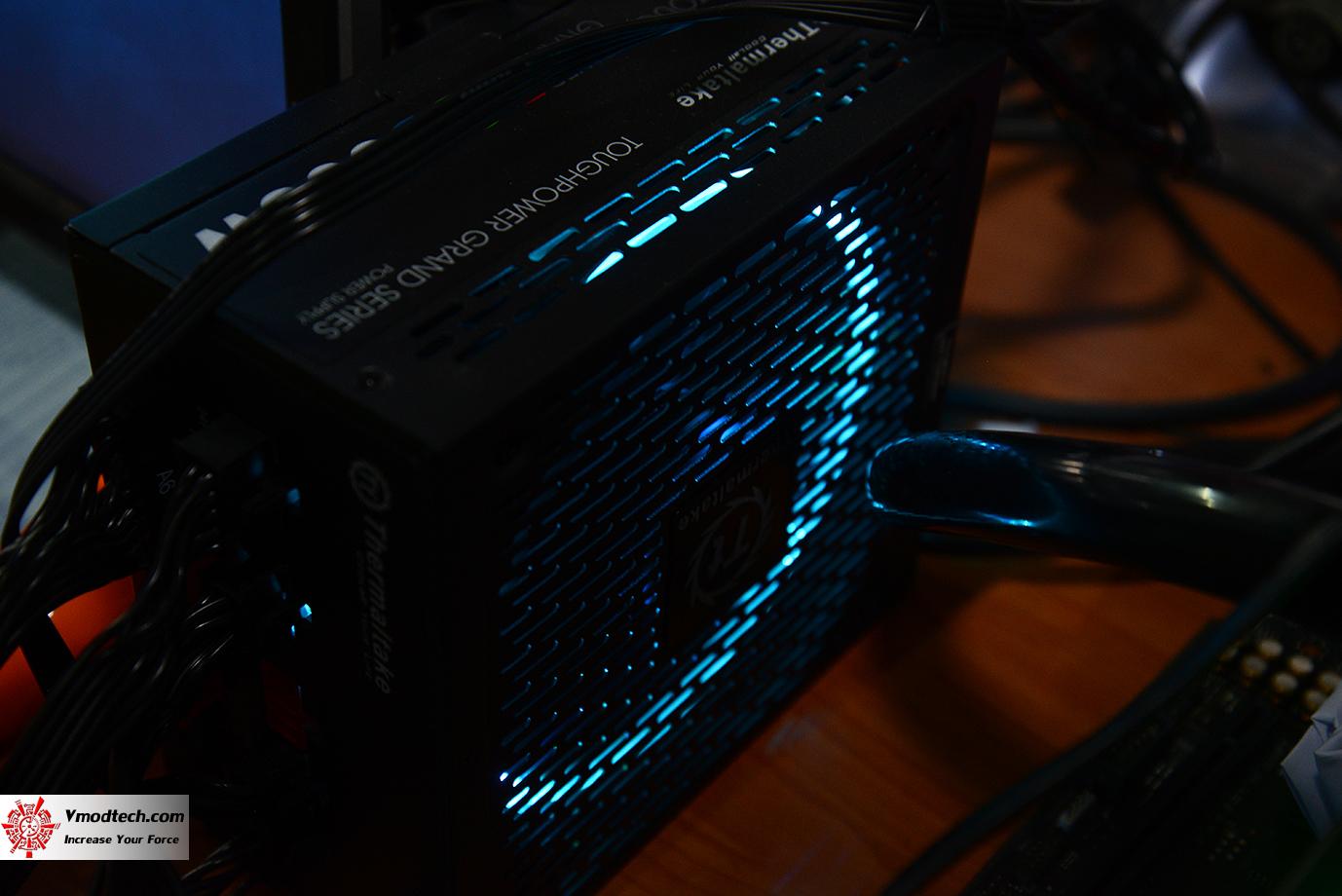 dsc 6169 Thermaltake Toughpower DPS G RGB 650W Gold Review