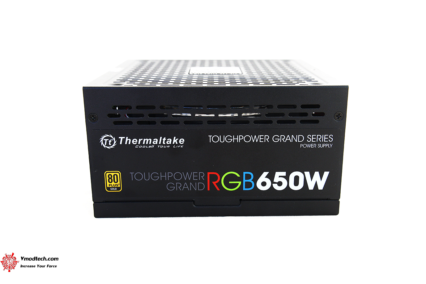 dsc 6193 Thermaltake Toughpower DPS G RGB 650W Gold Review