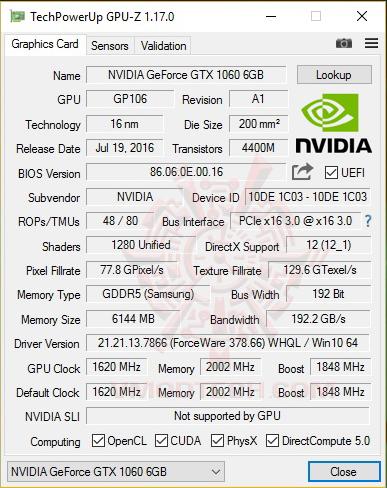 gpuz Thermaltake Toughpower DPS G RGB 650W Gold Review