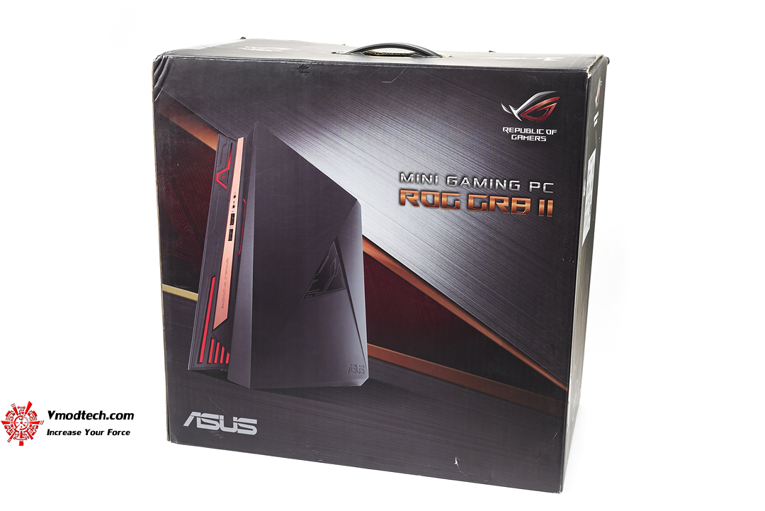 tpp 9930 ASUS ROG GR8 II Mini PC Review