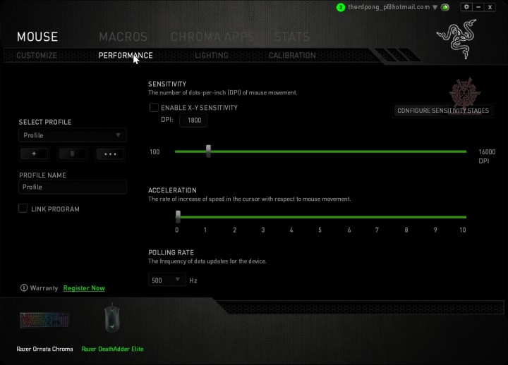 a1 Razer DeathAdder Elite Review