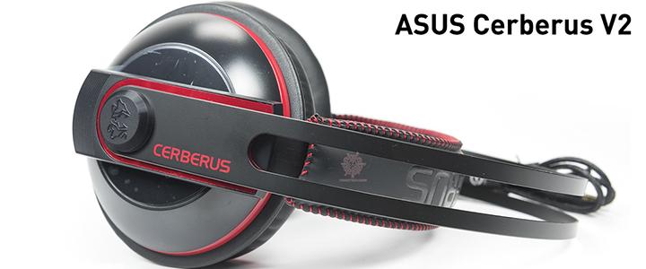main1 ASUS Cerberus V2 Gaming Headphone Review