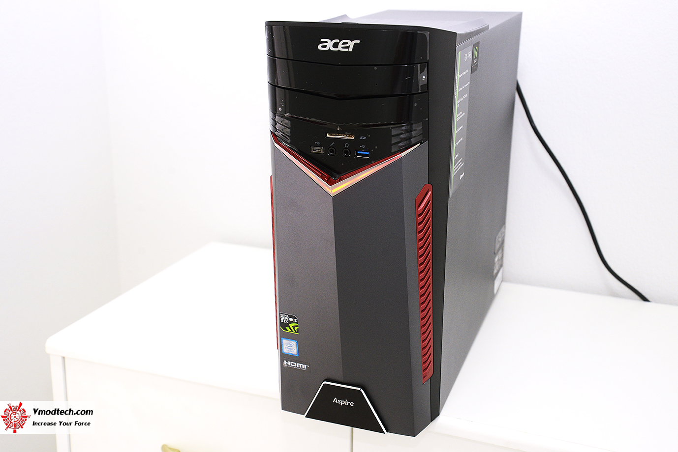 dsc 7881 Acer Aspire GX 785 Review