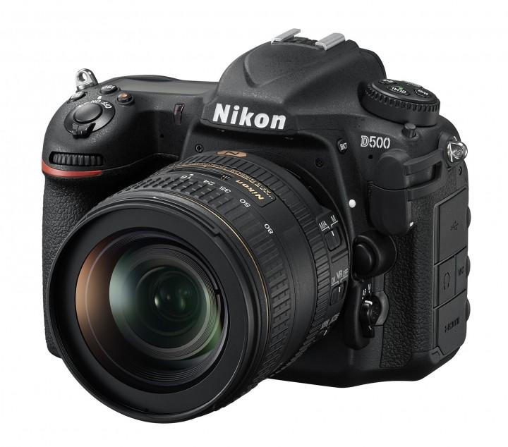d500 16 80e front34l 720x634 นิคอน D500 คว้าสุดยอดรางวัล Camera GP 2017 Editors Award