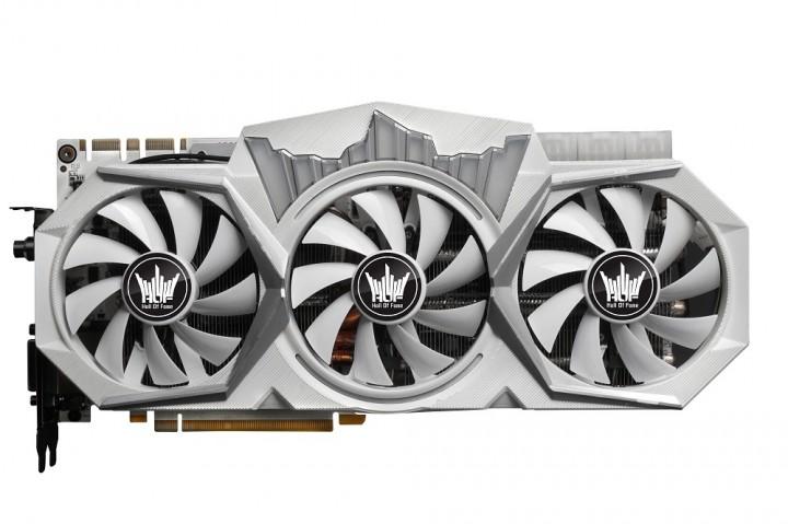 1 720x479 เข้าไทยแล้ว !! การ์ดจอตัวแรกของโลกที่มีจอ GALAX GeForce GTX 1080Ti Hall Of Fame สำหรับสาวก HOF ไม่ควรพลาด