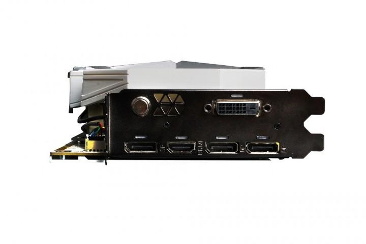 5 720x479 เข้าไทยแล้ว !! การ์ดจอตัวแรกของโลกที่มีจอ GALAX GeForce GTX 1080Ti Hall Of Fame สำหรับสาวก HOF ไม่ควรพลาด