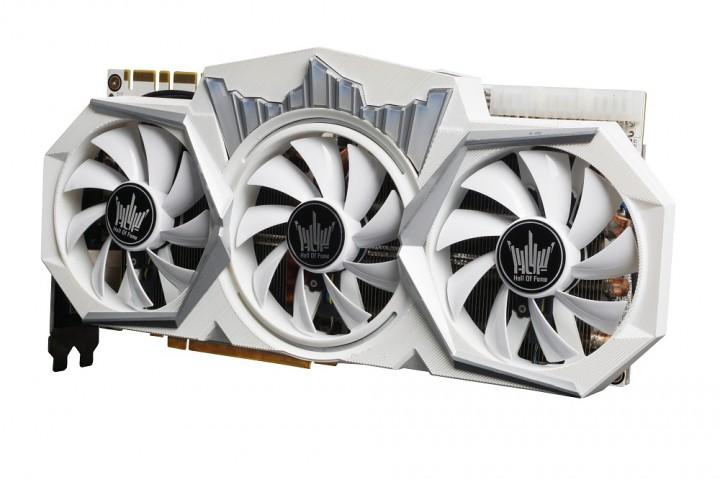 7 720x479 เข้าไทยแล้ว !! การ์ดจอตัวแรกของโลกที่มีจอ GALAX GeForce GTX 1080Ti Hall Of Fame สำหรับสาวก HOF ไม่ควรพลาด