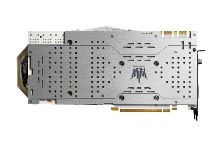 9 720x479 เข้าไทยแล้ว !! การ์ดจอตัวแรกของโลกที่มีจอ GALAX GeForce GTX 1080Ti Hall Of Fame สำหรับสาวก HOF ไม่ควรพลาด