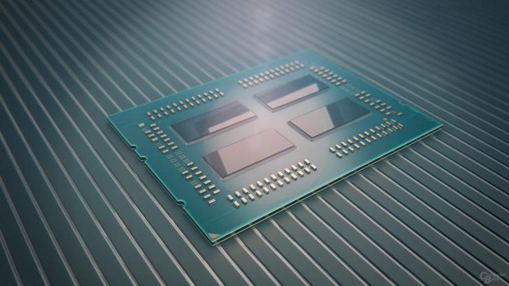 "amd epyc cpu 1 740x416 สุดยอดซีพียู AMD EPYC 7000 Series สำหรับ Server ในรหัส Zen ""Zeppelin"" Based MCM ที่มีจำนวนคอร์สูงถึง 32 Cores, 64 Threads, 128 PCIe Lanes พร้อมเปิดตัวแล้ว"