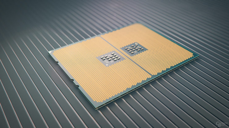 "amd epyc cpu 2 740x416 สุดยอดซีพียู AMD EPYC 7000 Series สำหรับ Server ในรหัส Zen ""Zeppelin"" Based MCM ที่มีจำนวนคอร์สูงถึง 32 Cores, 64 Threads, 128 PCIe Lanes พร้อมเปิดตัวแล้ว"