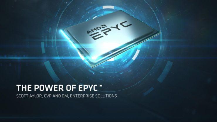 """สุดยอดซีพียู AMD EPYC 7000 Series สำหรับ Server ในรหัส Zen """"Zeppelin"""" Based MCM ที่มีจำนวนคอร์สูงถึง 32 Cores, 64 Threads, 128 PCIe Lanes พร้อมเปิดตัวแล้ว"""