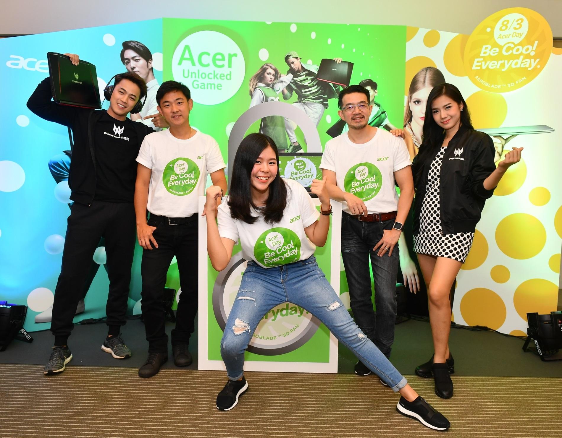arr 2560 re เอเซอร์ซุ่มทุ่มไม่อั้นจัด Acer Day เพื่อคอเกม พร้อมกัน 12 ประเทศ พร้อมร่วมเชียร์การแข่งขันอีสปอร์ตสุดยิ่งใหญ่ เพื่อค้นหาตัวแทนสู่การแข่งขัน BUSAN 9th Esport 2017 World Championship ณ ประเทศเกาหลีใต้