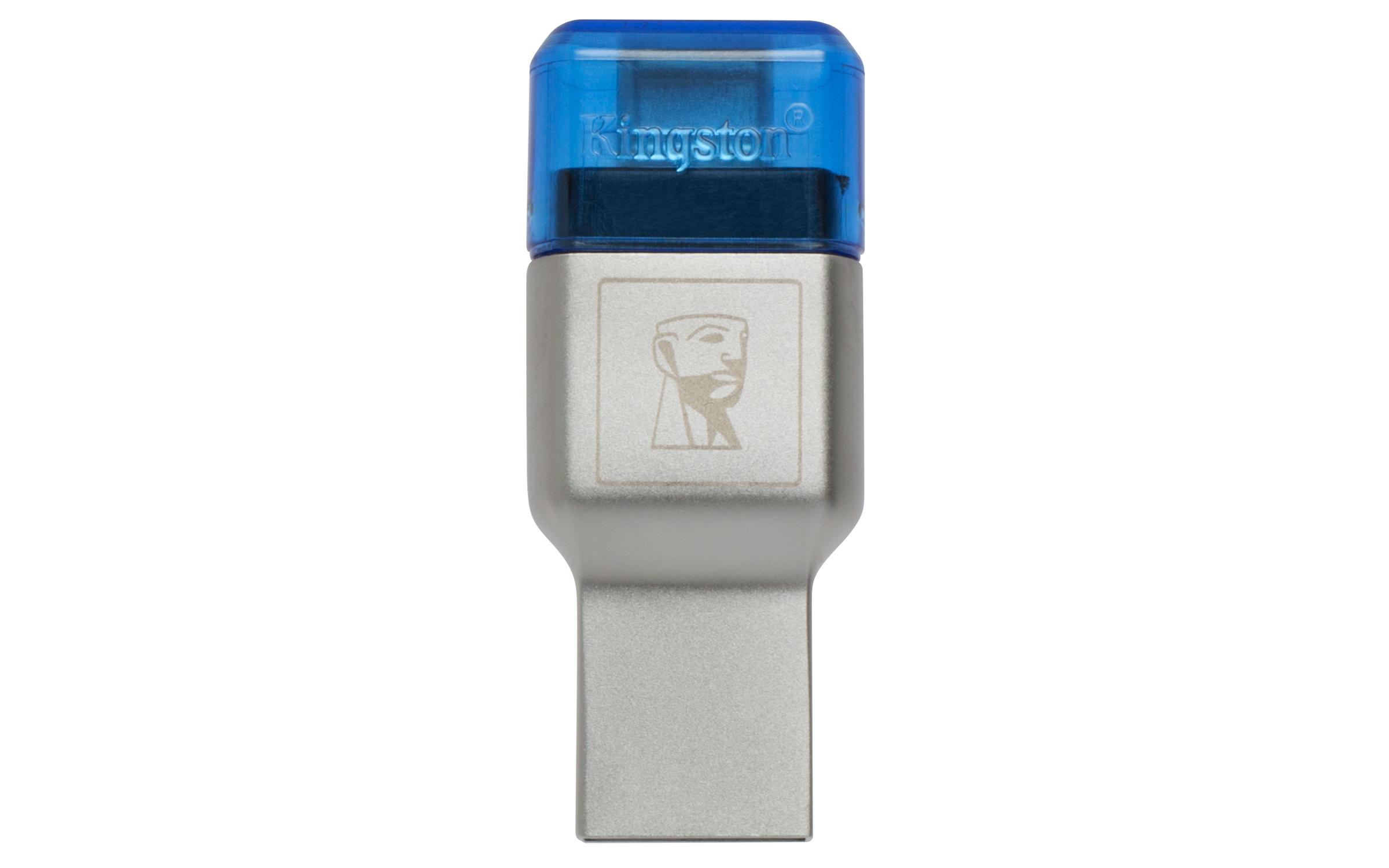 kingston microsd card reader usb type c 1 Kingston เปิดตัว MicroSD Card Reader ในแบบ USB Type C รุ่นใหม่ล่าสุด
