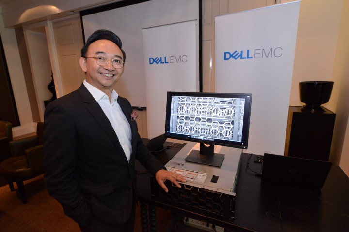 01 dell emc 720x480 เดลล์ อีเอ็มซี เปิดตัวสายผลิตภัณฑ์เซิร์ฟเวอร์ที่ขายดีที่สุดในโลก รุ่นเน็กซ์ เจน ลงตลาด