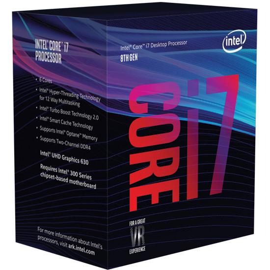 intel coffeelake i7 packaging1 แอบดูกล่องใส่ซีพียู Intel Core i5 , i7 Coffeelake รุ่นที่ 8th ใหม่ล่าสุดที่ใช้ได้กับเมนบอร์ดชิบเซ็ตซีรี่ย์ 300 chipset เท่านั้น!!!