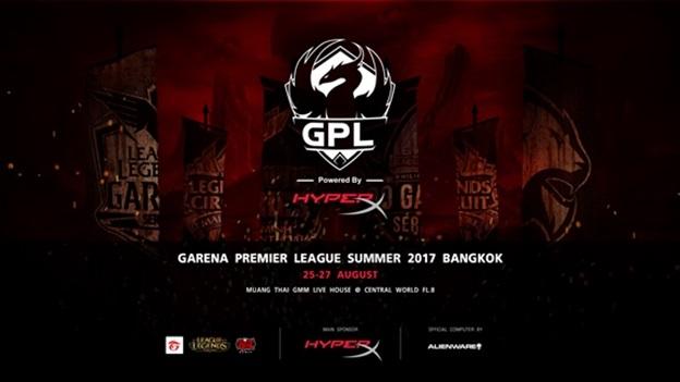 untitled HyperX เข้าร่วมงานแข่งขัน GPL Summer 2017 สู่การเป็นผู้สนับสนุนหลักการแข่งขัน LOL ในเอเซียตะวันออกเฉียงใต้